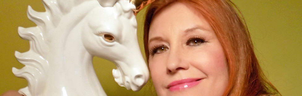 THE HANGOVER REPORT – Karen Finley's UNICORN GRATITUDE MYSTERY giddily takes over where language leaves off