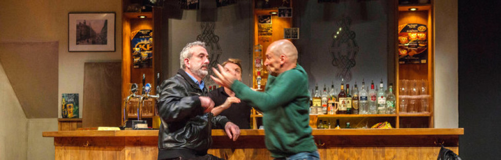 VIEWPOINTS – Two explosive Off-Broadway imports depict troubles from across the pond