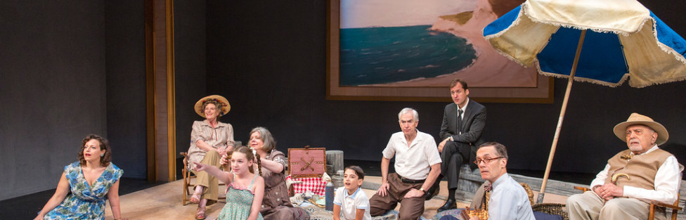 THE HANGOVER REPORT – The Mint's fine revival of N.C. Hunter's A DAY BY THE SEA inescapably evokes Chekhov