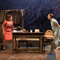 """Rachel Botchan and Rebekah Brockman in """"A Taste of Honey"""" at the Pearl"""