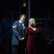 "Stuart Skelton and Nina Stemme ""Tristan und Isolde"" at the Metropolitan Opera"