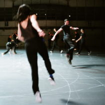"Anne Teresa De Keersmaeker's ""Vortex Temporum"" at BAM"