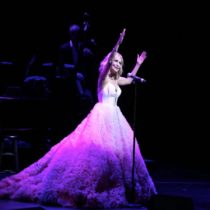 "Kristin Chenoweth in ""My Love Letter to Broadway"" at the Lunt-Fontanne Theatre"