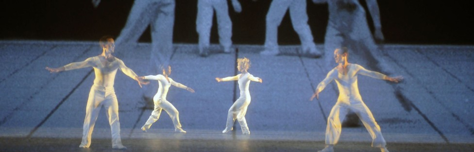 """THE HANGOVER REPORT – Lucinda Childs' minimalist """"Dance"""" is gorgeously revived at the Joyce"""