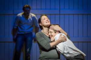 """Orlando James and Natalie Radmall-Quirke """"The Winter's Tale"""" at BAM Harvey"""