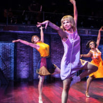 """Sutton Foster leads The New Group's revival of """"Sweet Charity"""" at The Pershing Square Signature Center"""