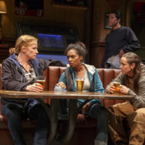 """The cast of """"Sweat"""" at The Public Theater"""