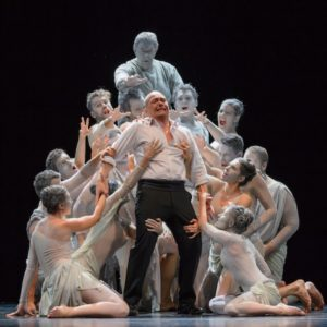 "Christopher Maltman and company in ""Don Giovanni"""