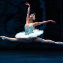 """Tiler Peck as Odette in New York City Ballet's """"Swan Lake"""""""