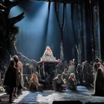 "Sir David McVicar's new production of Bellini's ""Norma"" at the Metropolitan Opera."