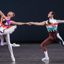 "Justin Peck's ""Pulcinella Variations"" for New York City Ballet"