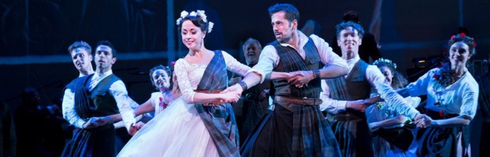 THE HANGOVER REPORT – Christopher Wheeldon's robust and romantic BRIGADOON at City Center is a revival to swoon  over