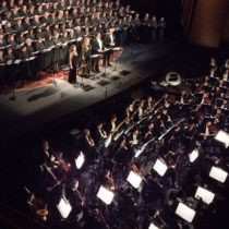 "Verdi's ""Requiem"" at the Metropolitan Opera."