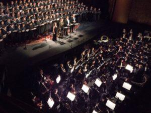 """Verdi's """"Requiem"""" at the Metropolitan Opera."""