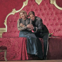 "Robert Carsen's new production of Richard Strauss's ""Der Rosenkavalier"" at the Metropolitan Opera."