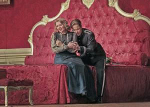 "Robert Carsen's new production of Richard Strauss's ""Der Rosenkavalier"" at the Metropolitan Opera."