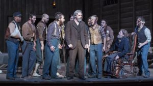 """Matthew Aucoin's """"Crossing"""" at the Brooklyn Academy of Music."""
