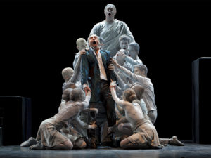 """The Budapest Festival Orchestra's rendition of Mozart's """"Don Giovanni"""" at Lincoln Center's Mostly Mozart Festival."""