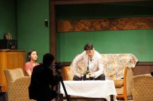 """Théâtre du Rêve Expérimental and Wang Chong's """"Thunderstorm 2.0"""""""
