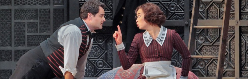 THE HANGOVER REPORT – The Met's run of LE NOZZE DI FIGARO closes with an ideal cast
