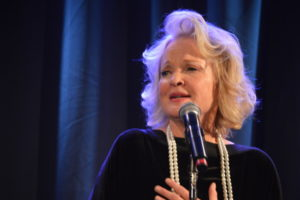Christine Ebersole croons.