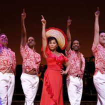 "Vanessa Williams in Encores! ""Hey, Look Me Over!"" at New York City Center."