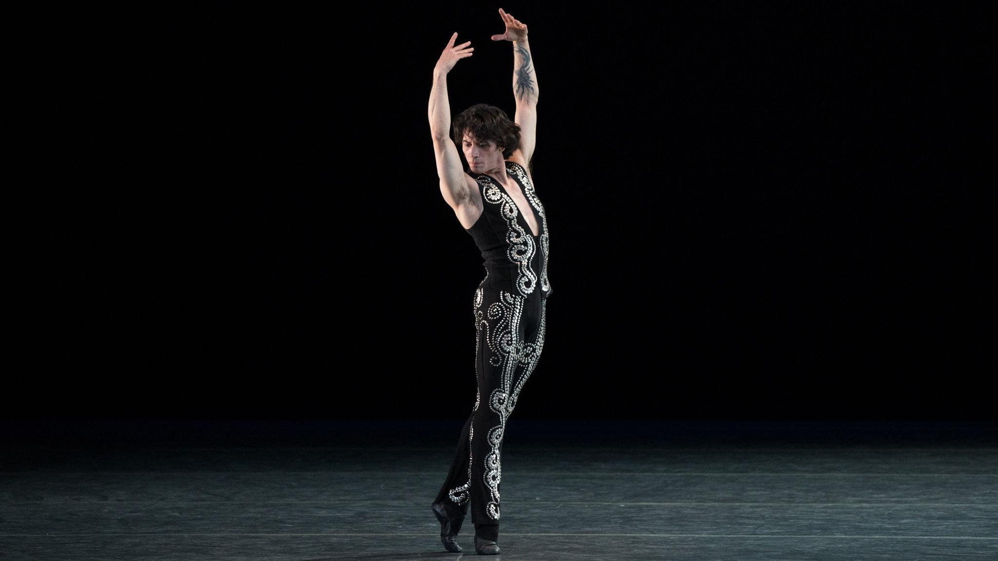 Anatomy of a Male Ballet Dancer - San Francisco Dance Film